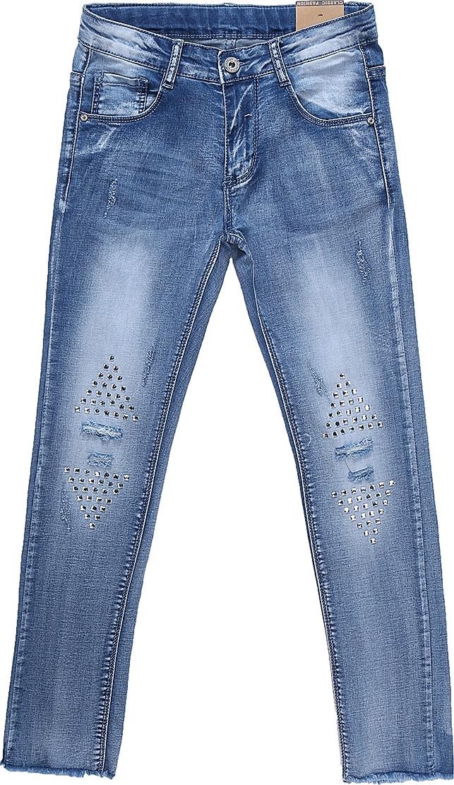 Джинсы Luminoso luminoso брюки для девочки luminoso