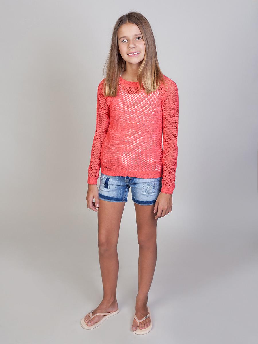 Джемпер Luminoso джемпер для девочки luminoso цвет коралловый 818094 размер 158