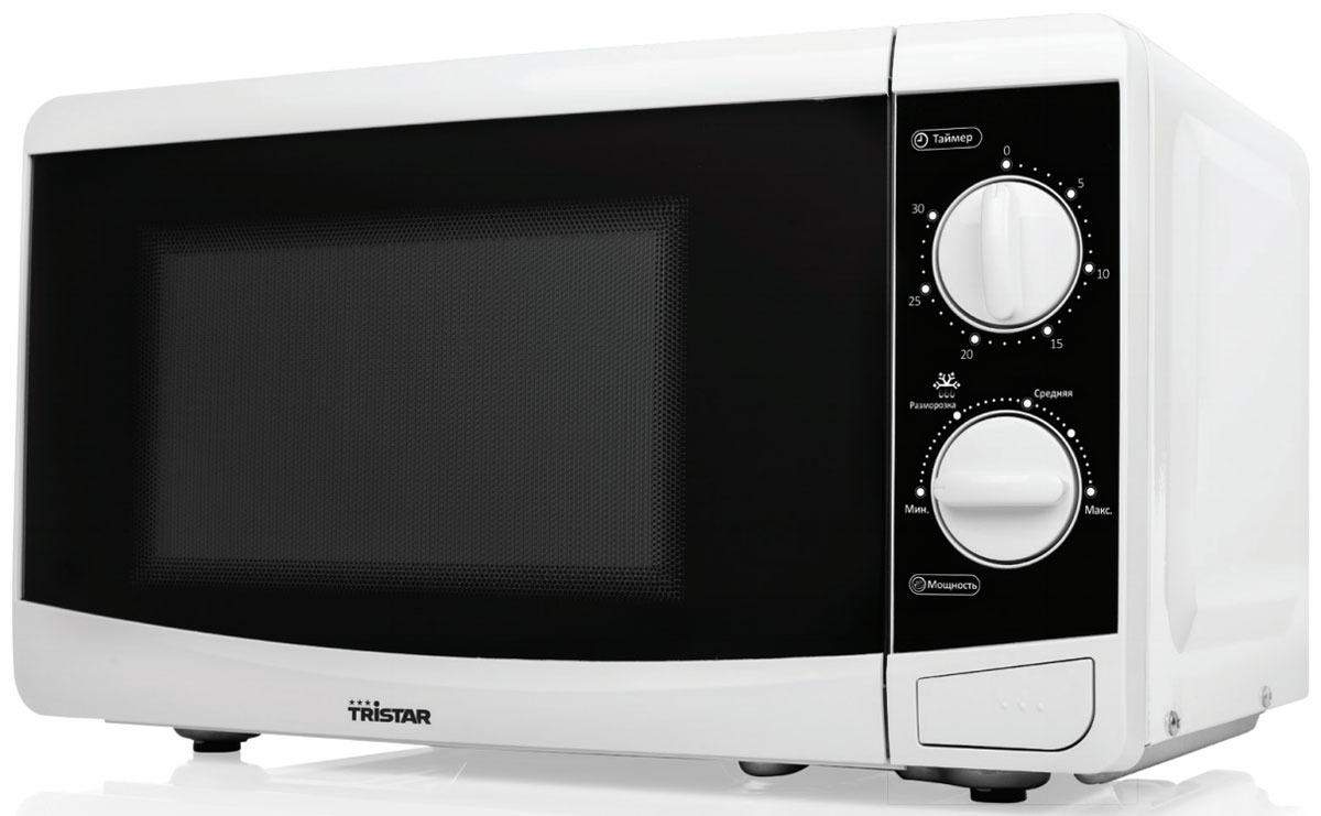 Микроволновая печь Tristar MW-3404, черный, белый Tristar