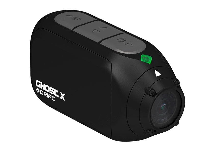 Экшн-камера DRIFT Ghost X, черный Drift