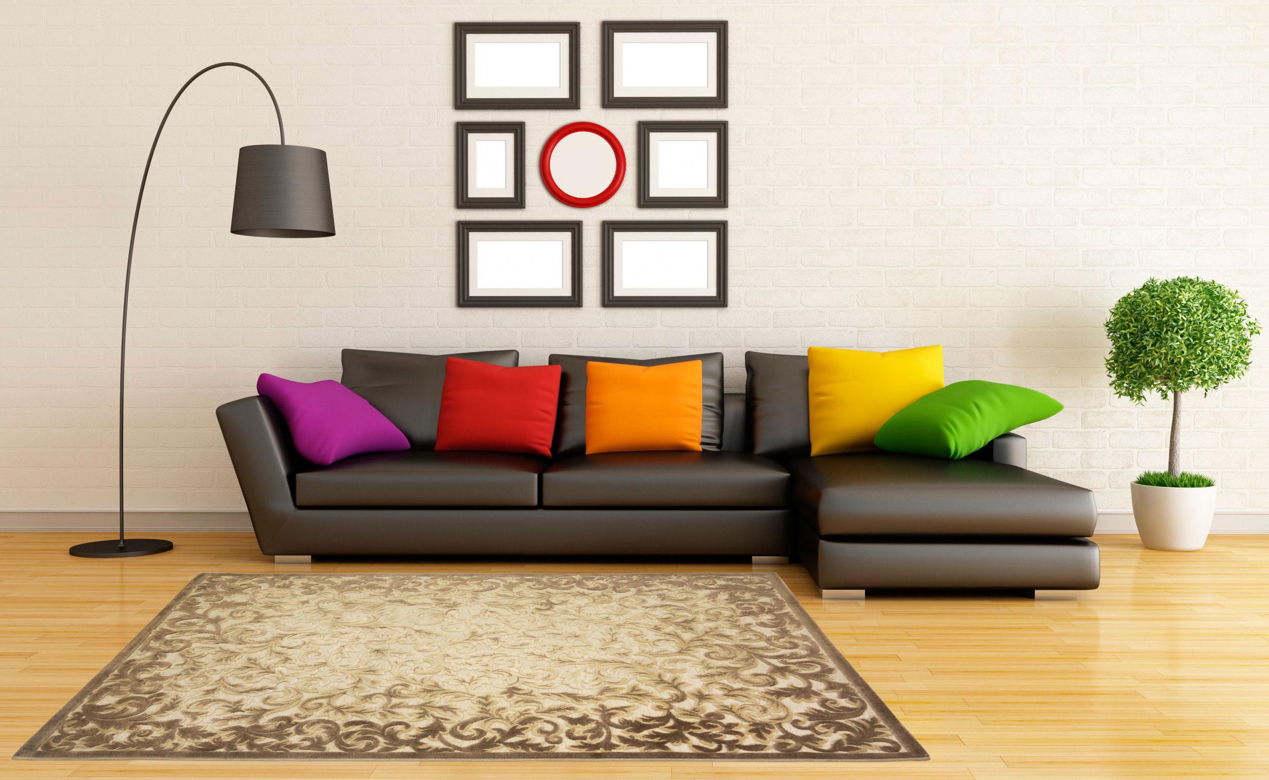 лучшая цена Ковер MADONNA 1,5х2,9/прямоугольник/80007В/беж-коричневый