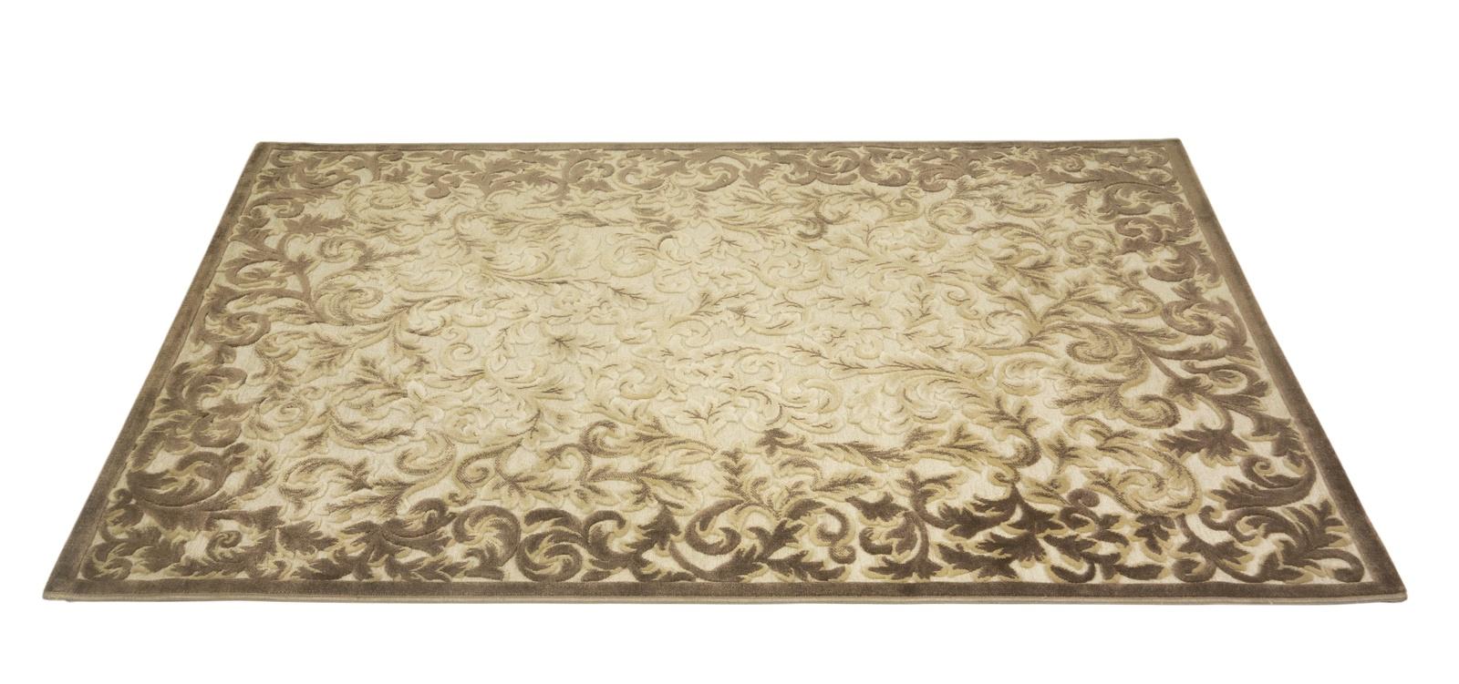 лучшая цена Ковер MADONNA 1,5х2,30/прямоугольник/80007А/беж-коричневый
