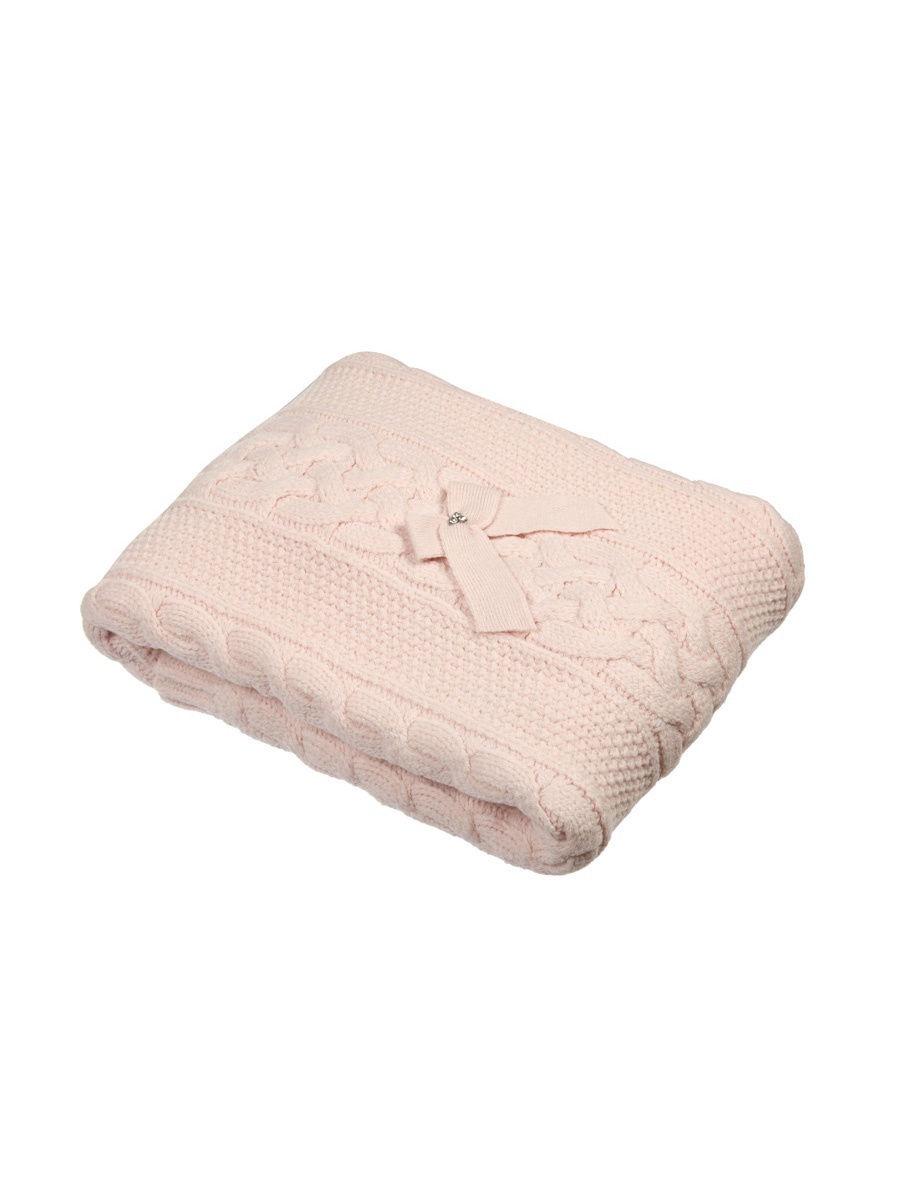 Одеяло детское Nipperland для детей до 2х лет 6462, светло-розовый