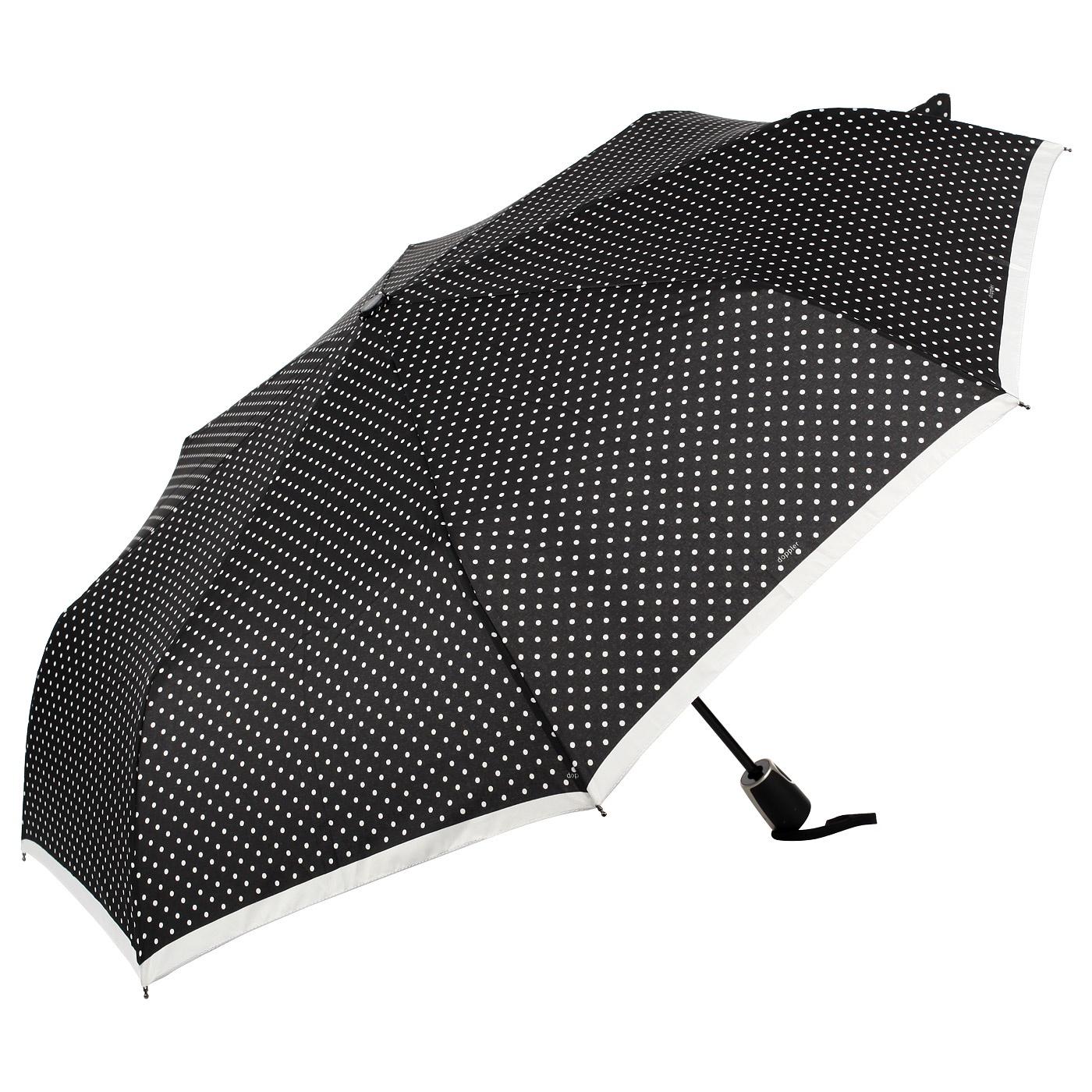 купить Зонт Doppler Graphics, черный по цене 1199 рублей