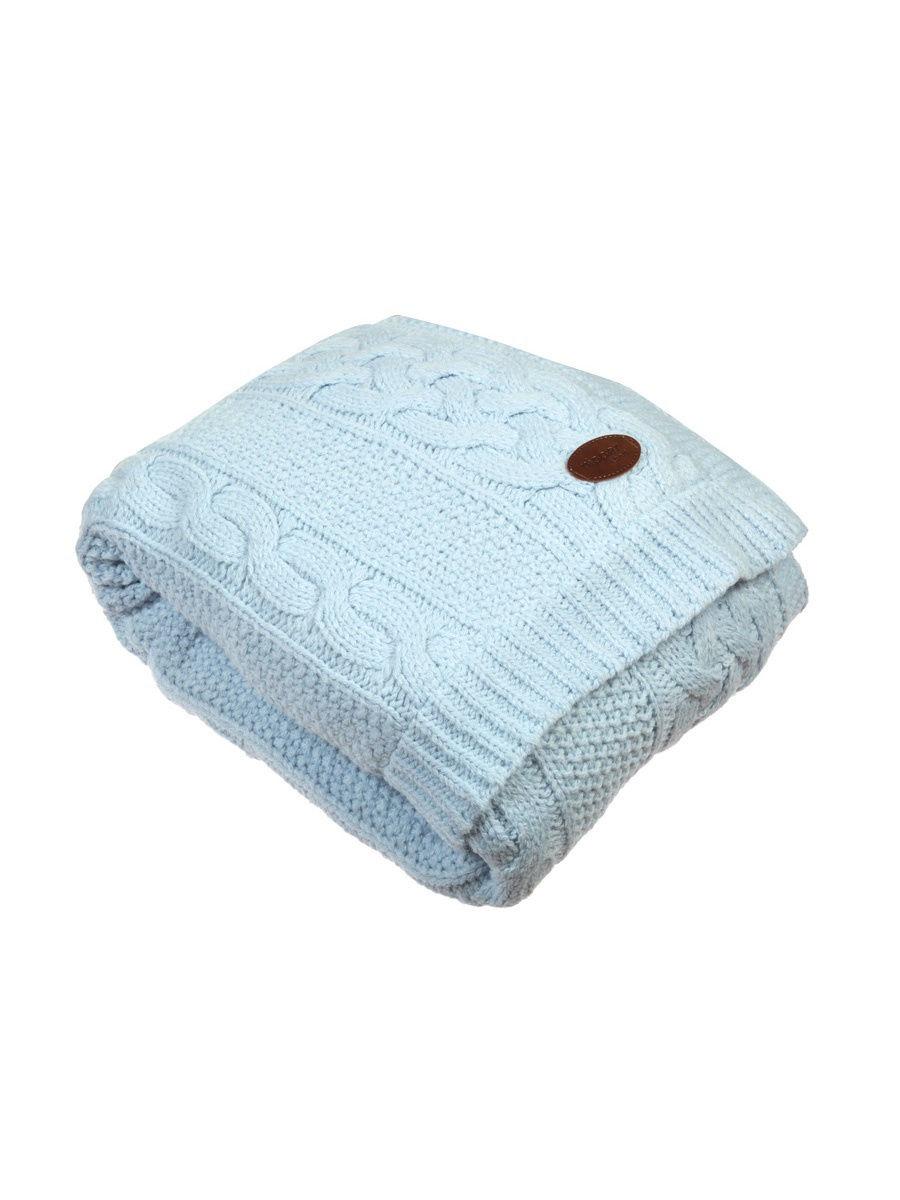Одеяло детское Nipperland для детей до 2х лет 6462, голубой