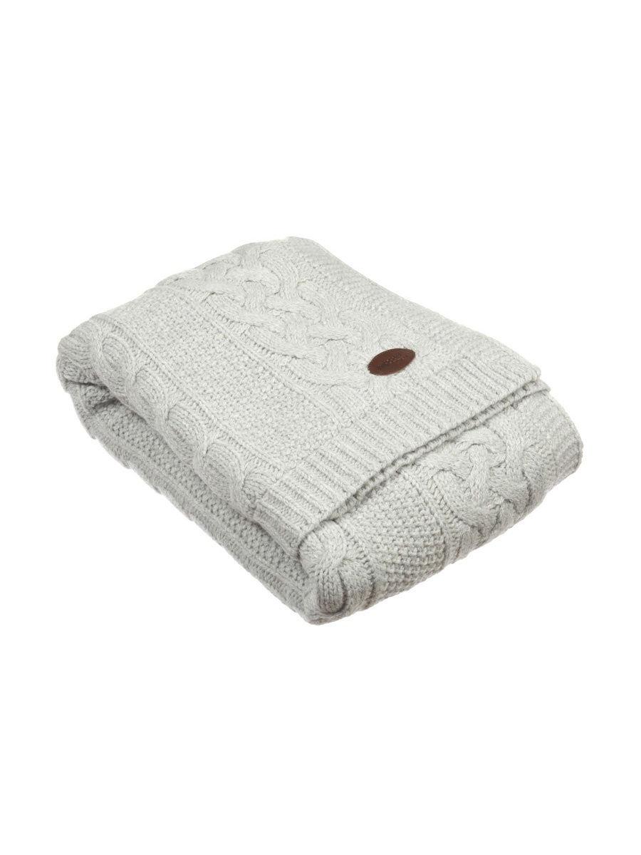 Одеяло детское Nipperland для детей до 2х лет 6462, серый