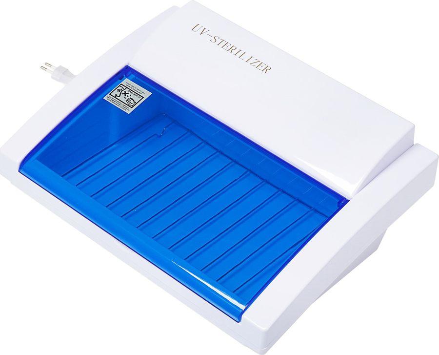Стерилизатор косметологический Luazon Home LGS-02, ультрафиолетовый, белый