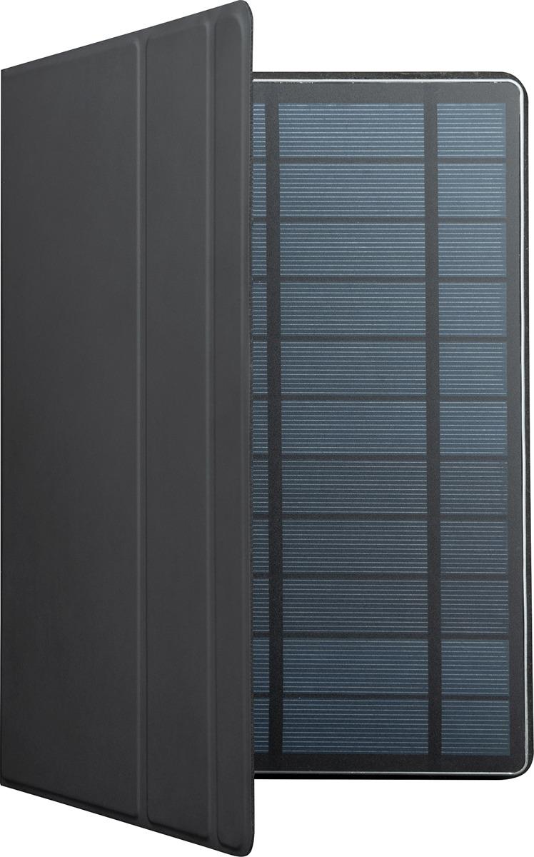 Внешний аккумулятор Interstep 12SOL, с солнечной батареей, 12 000 мАч interstep pb15000qc4u внешний аккумулятор 15000 мач