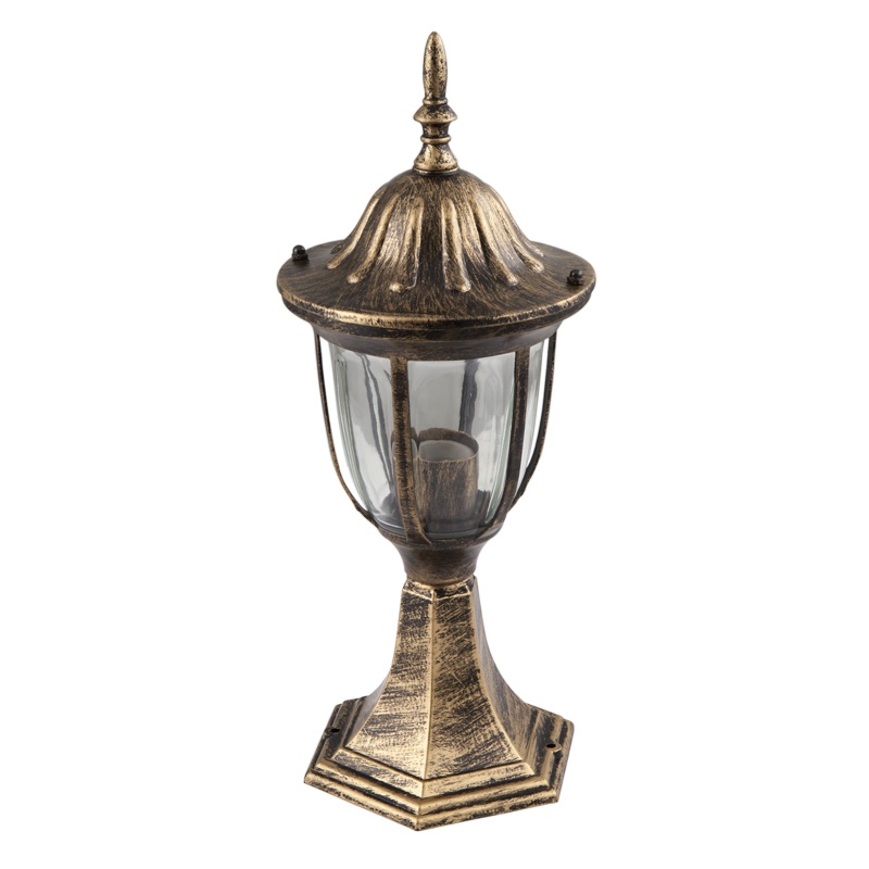 Уличный светильник Remiling 62537, бронза средство защиты remiling an a311 4 51198