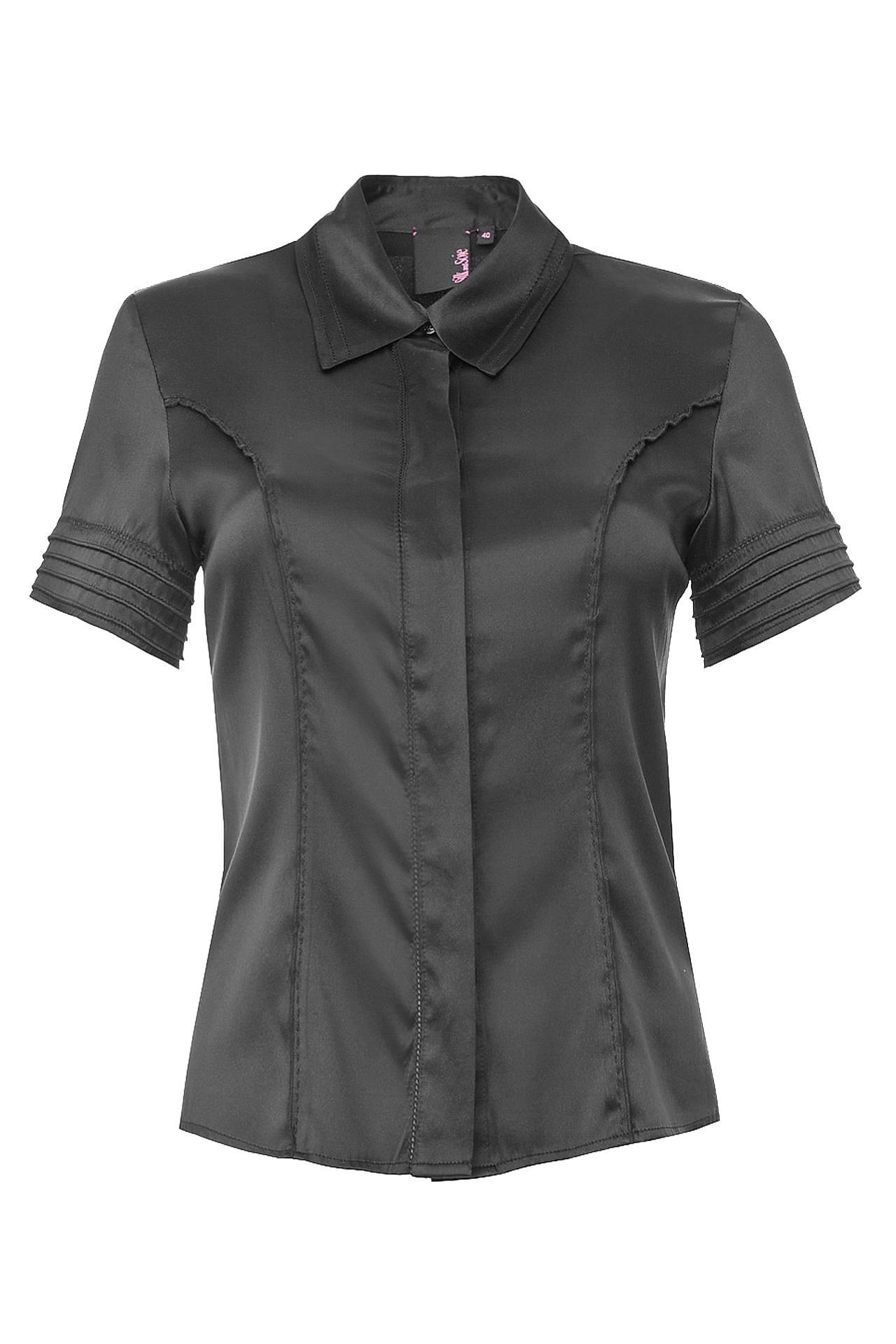 Рубашка SILK AND SOIE куртка silk and soie