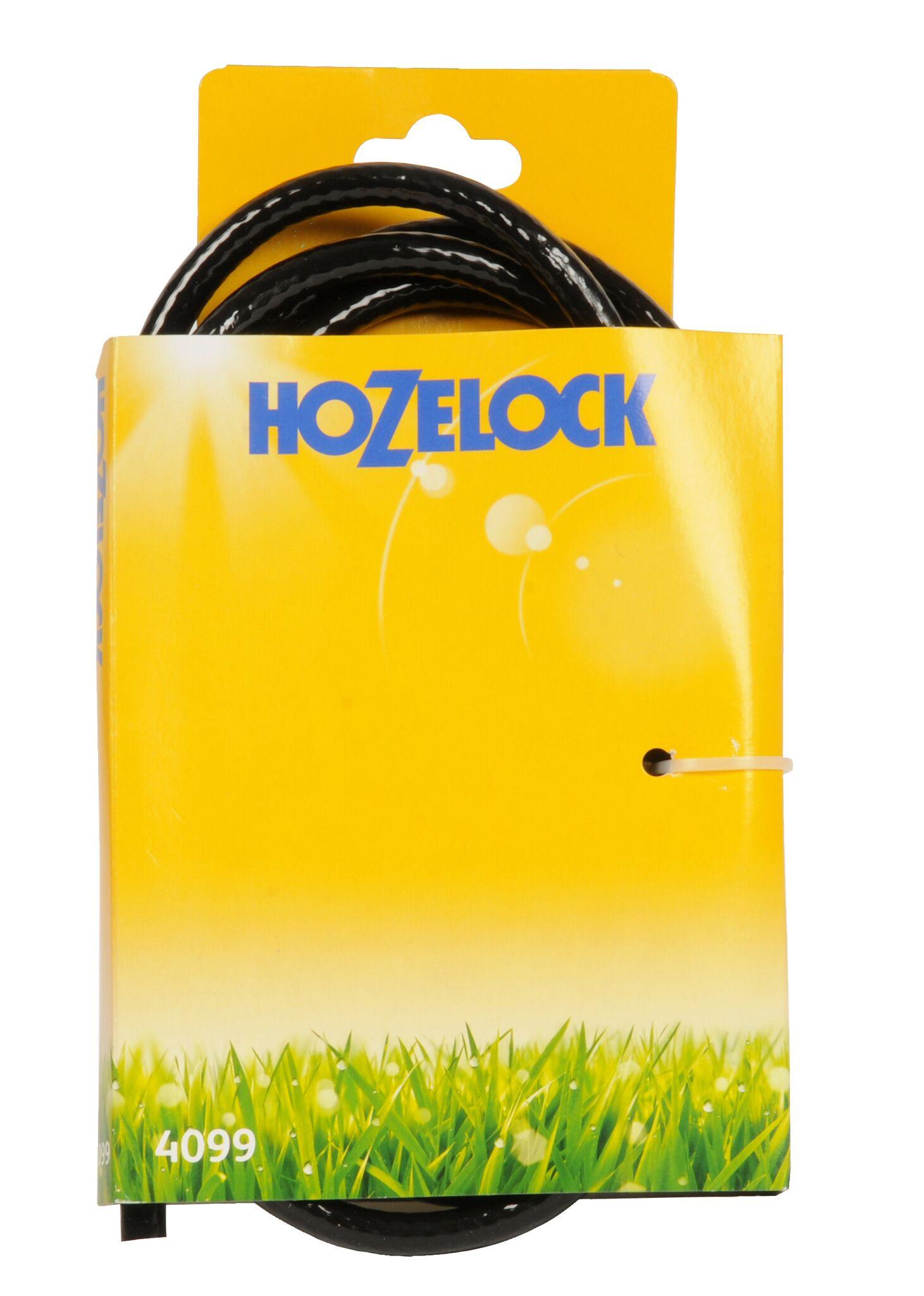 Опрыскиватель садовый Hozelock 4099 шланг для опрыскивателя 5л, 7л и 10 л, 2м, черный