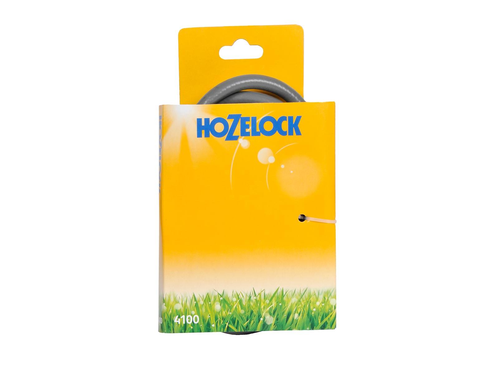 Опрыскиватель садовый Hozelock 4100 шланг для ранцевого опрыскивателя, 1,3 м, серый