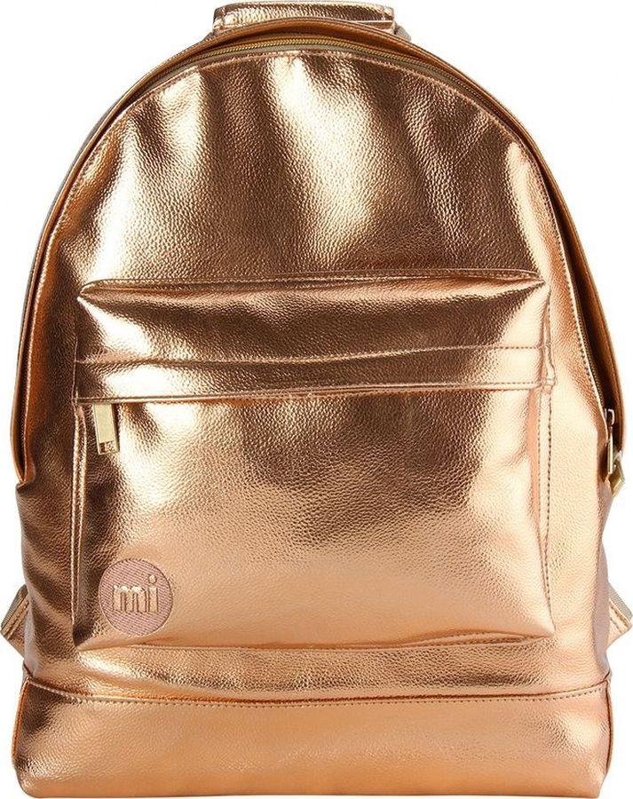 Рюкзак Mi-Pac Metallic, 740360-011, золотой рюкзак mi pac mini nordic navy 011