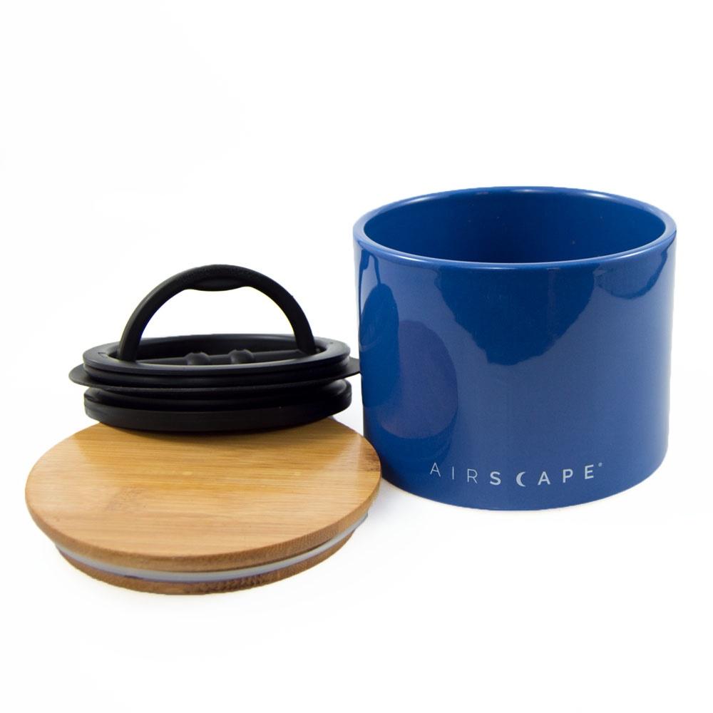 Контейнер вакуумный для пищи Planetary Design Airscape®AC1504, синий planetary