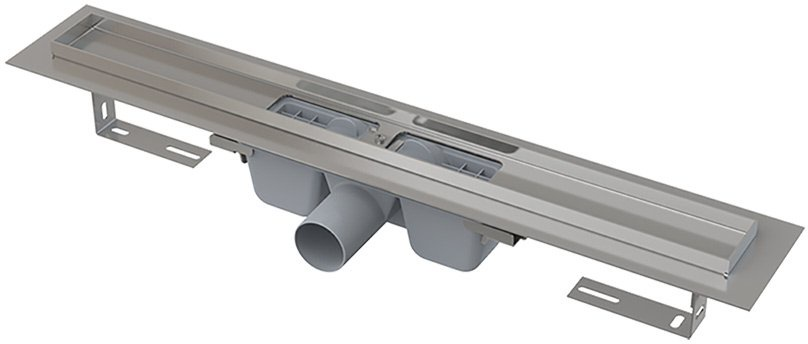 Трап для ванной комнаты ALCAPLAST APZ1-650 душевой лоток alcaplast apz1 650