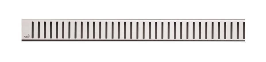 Трап для ванной комнаты ALCAPLAST PURE-850L трап для ванной комнаты alcaplast solid 750m