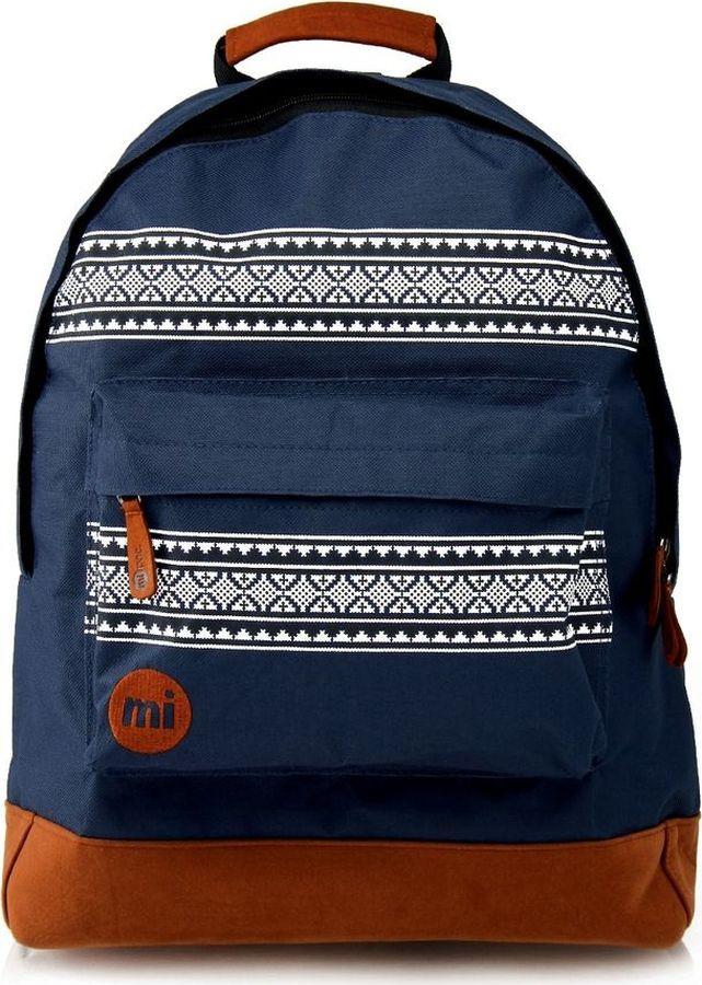 Рюкзак Mi-Pac Nordic, 740101-011, синий рюкзак mi pac mini nordic navy 011