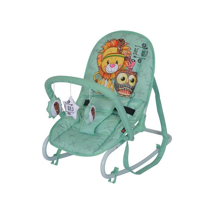 Шезлонг для новорожденных Lorelli 10110021920 bertoni lorelli шезлонг качалка 3 в 1 chill out