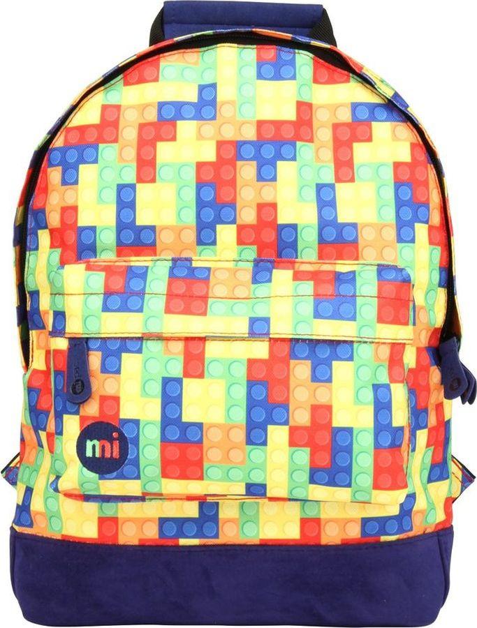 Рюкзак Mi-Pac Mini Building blocks, 740416-011, разноцветный рюкзак mi pac mini nordic navy 011