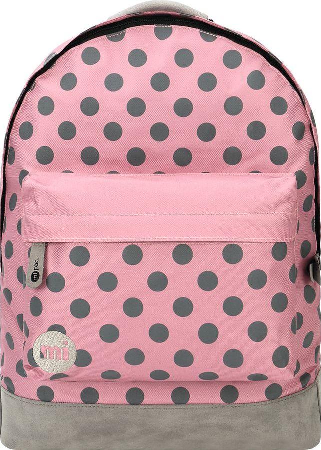 Рюкзак Mi-Pac All Polka, 740199-A06, светло-розовый цены