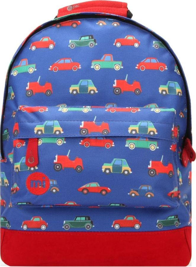 Рюкзак Mi-Pac рюкзак mi pac premium plaid blue plaid 003