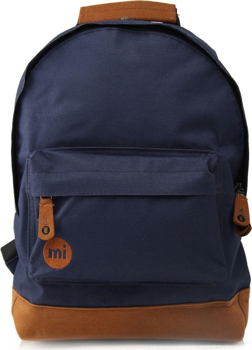 Рюкзак Mi-Pac Mini Classic, 740400-011, синий рюкзак mi pac mini nordic navy 011