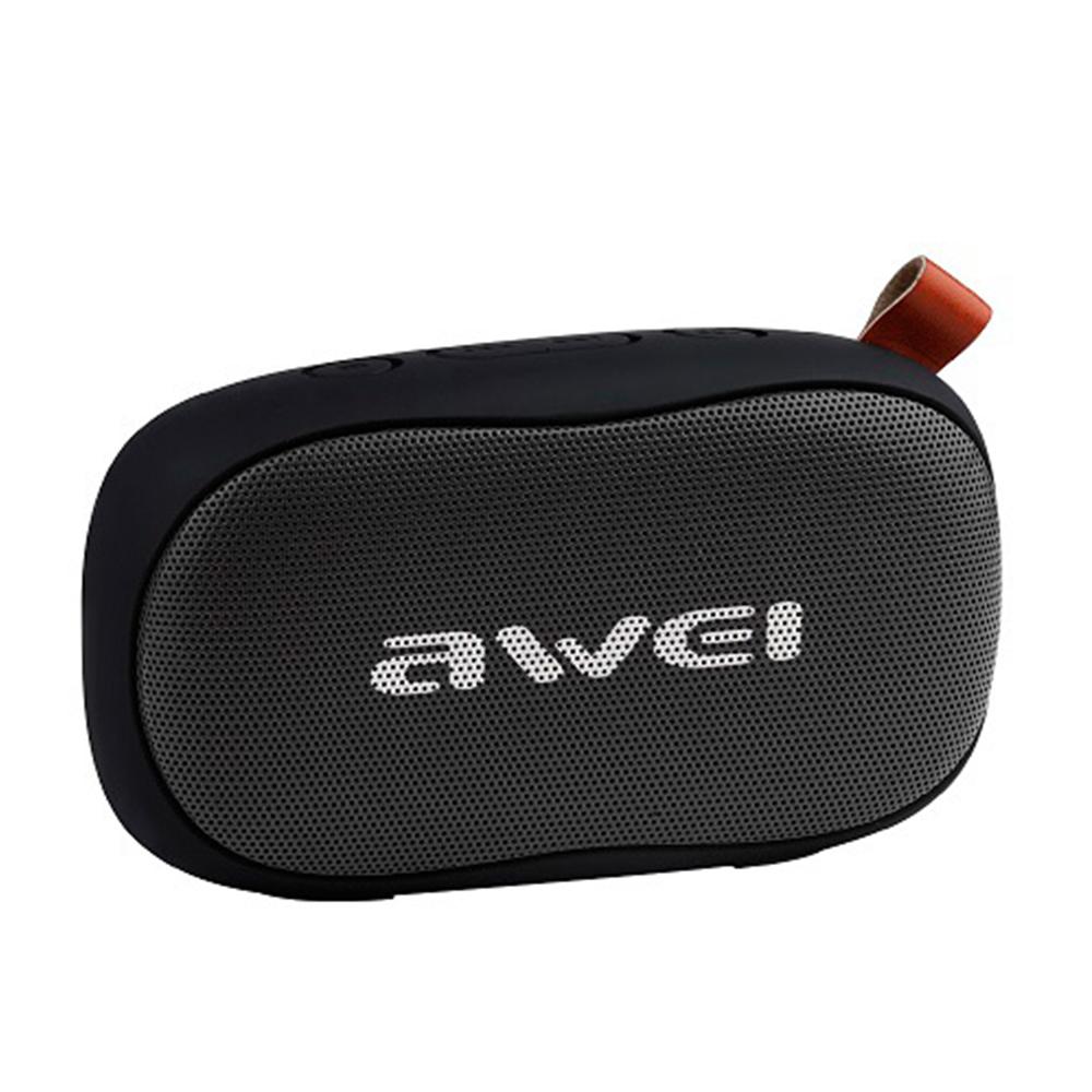 Беспроводная колонка AWEI AW-026BK колонка awei y200 white 65730