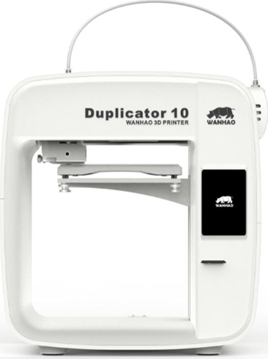 3D принтер Wanhao Duplicator 10, белый цена