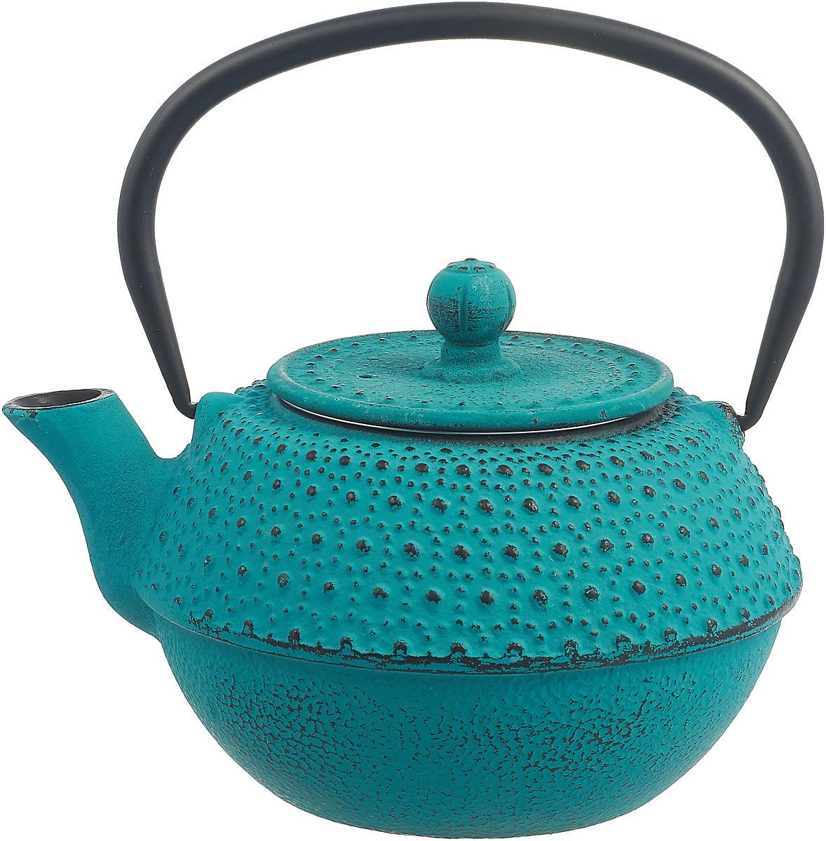 Чайник заварочный Gutenberg Ян, 007842, голубой, 1,2 л цена