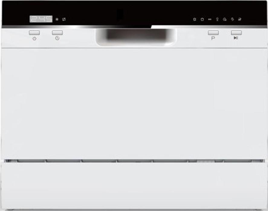 Посудомоечная машина Weissgauff TDW 4017 D, белый цена и фото