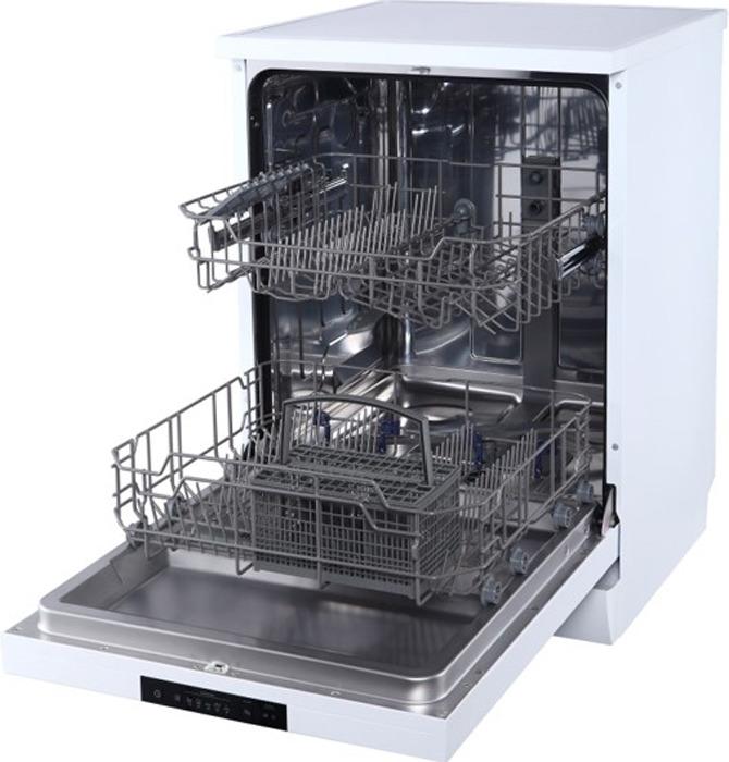 Посудомоечная машина Weissgauff DW 6015, белый цена и фото