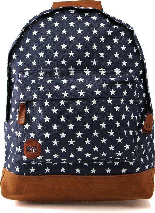 Рюкзак Mi-Pac All Stars, 740321 011, синий рюкзак mi pac mini nordic navy 011