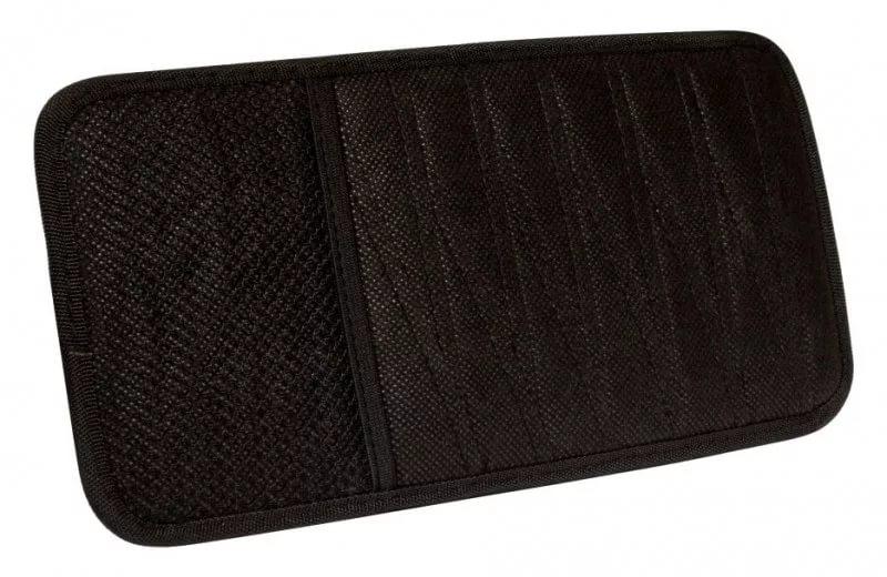Сумка для дисков Dahan автомобильная плоская, черный