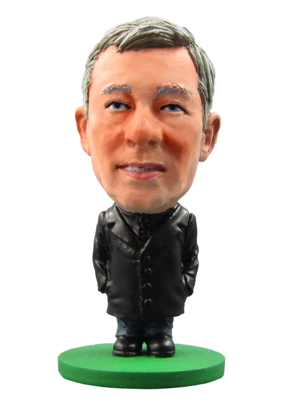 Фигурка Soccerstarz тренера ФК Манчестер Юнайтед Man Utd Alex Ferguson Manager Legend, 73336