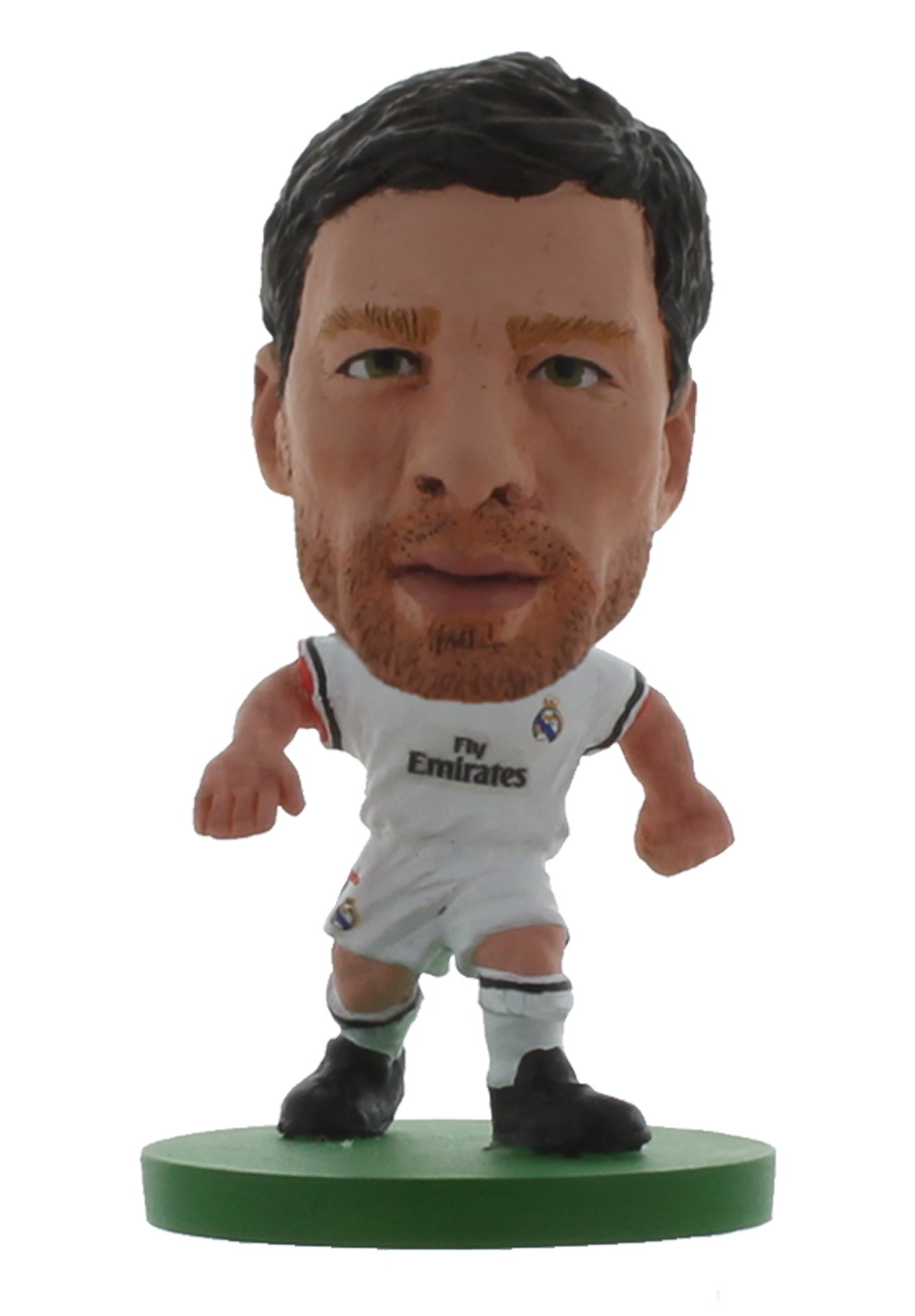 Фигурка Soccerstarz футболиста ФК Реал Мадрид Real Madrid Xabi Alonso Home Legend, 75619