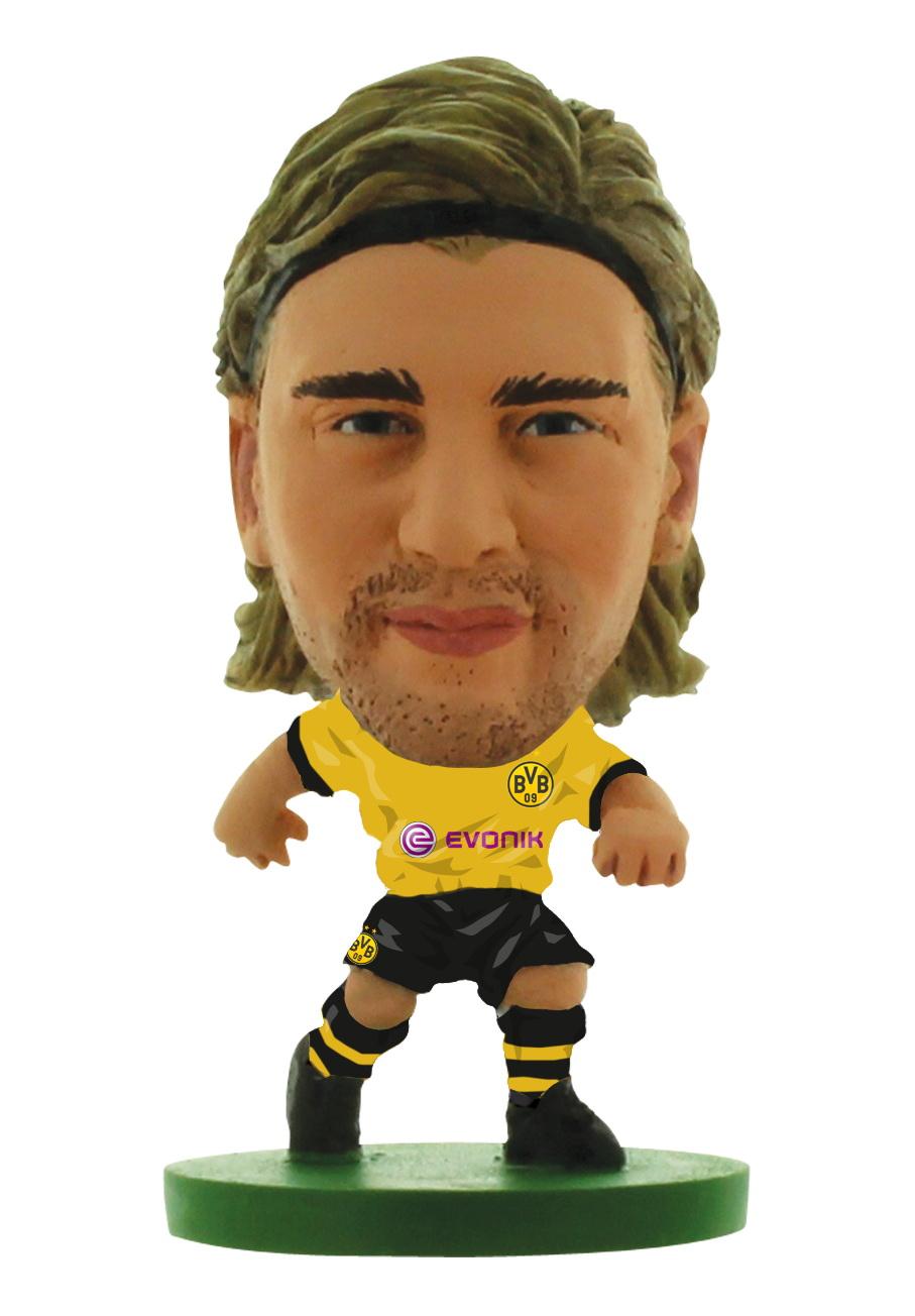 Фигурка Soccerstarz футболиста FC Borussia Dortmund Marcel Schmelzer Home V-2016, 401748 цена