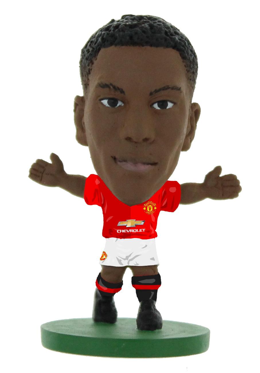 цена на Фигурка Soccerstarz футболиста ФК Манчестер Юнайтед Man Utd Anthony Martial Home V-2017, 402062