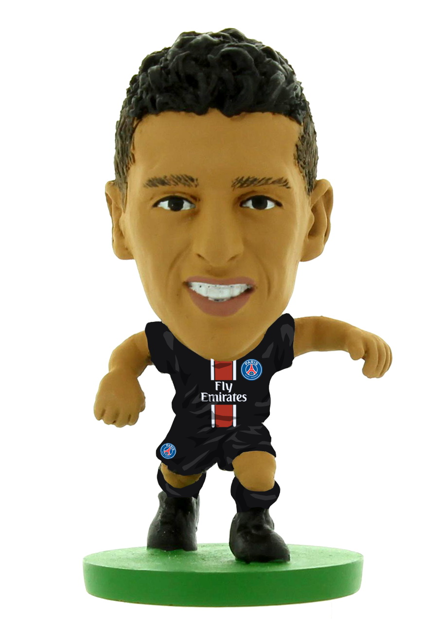 Фигурка Soccerstarz футболиста ФК ПСЖ Paris St Germain Marquinhos Home V-2017, 401611