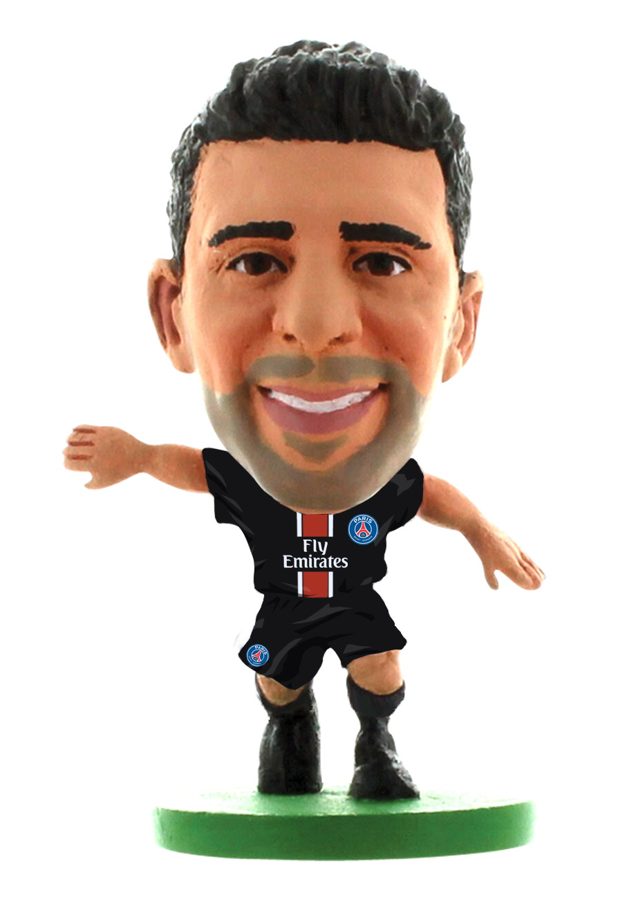 Фигурка Soccerstarz футболиста ФК ПСЖ Paris St Germain Thiago Motta Home V-2017, 401604