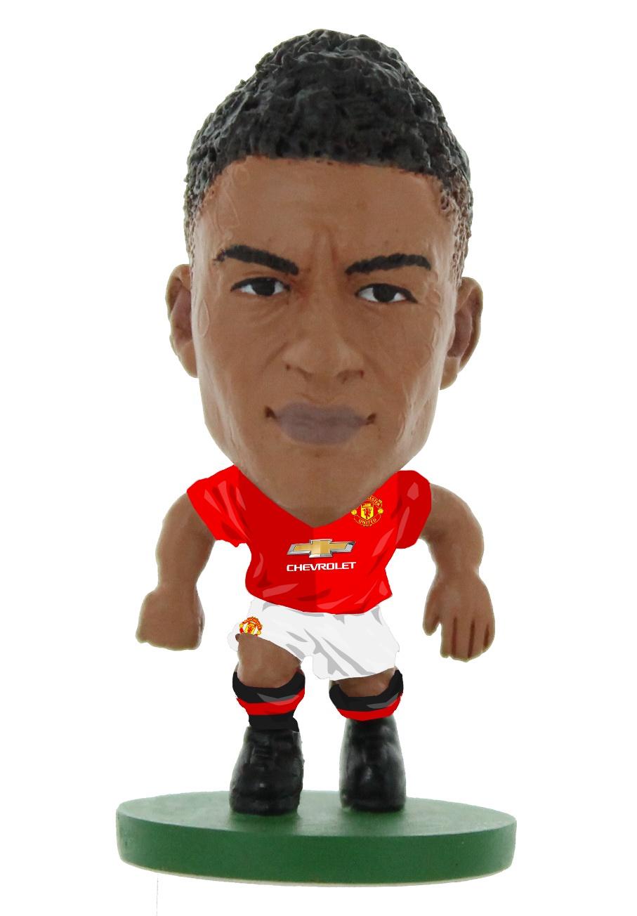 цена на Фигурка Soccerstarz футболиста ФК Манчестер Юнайтед Man Utd Jesse Lingard Home V-2017, 402985