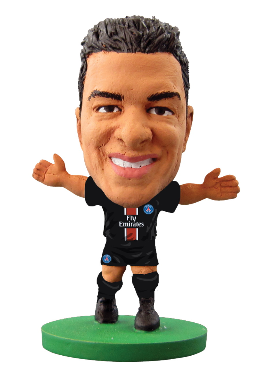 Фигурка Soccerstarz футболиста ФК ПСЖ Paris St Germain Hatem Ben Arfa Home V-2017, 403404