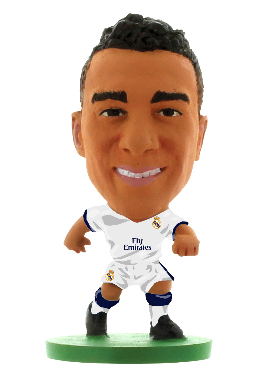 Фигурка Soccerstarz футболиста ФК Реал Мадрид Real Madrid Danilo Home V-2017, 403104
