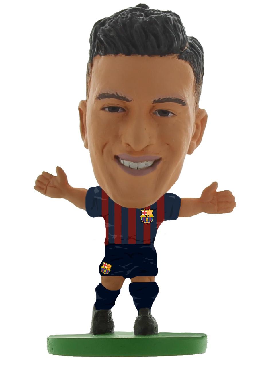 Фигурка Soccerstarz футболиста ФК Барселона Barcelona Philippe Coutinho Home V-2019, 404460