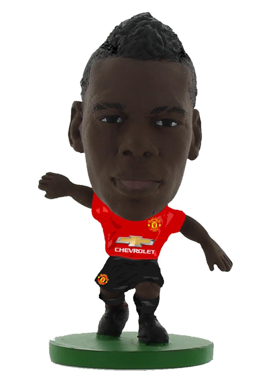 Фигурка Soccerstarz футболиста ФК Манчестер Юнайтед Man Utd Paul Pogba Home V-2019, 404711