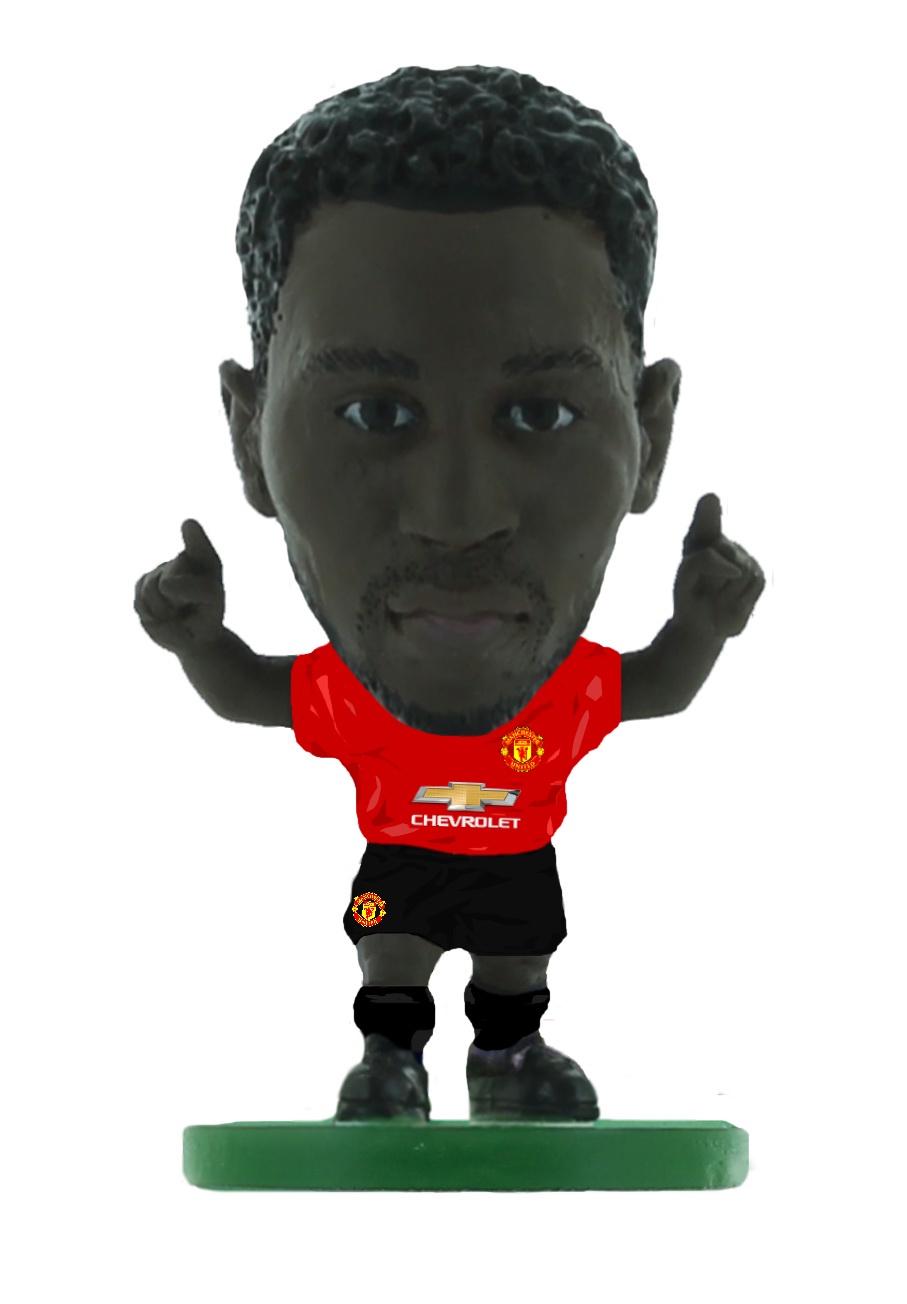 цена на Фигурка Soccerstarz футболиста ФК Манчестер Юнайтед Man Utd Romelu Lukaku Home V-2019, 404656