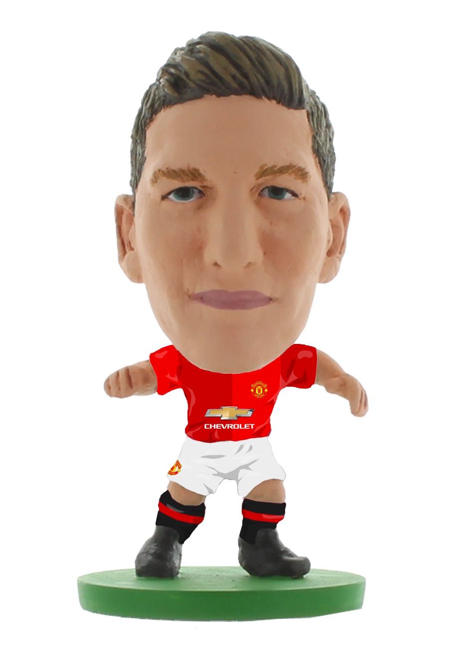 цена на Фигурка Soccerstarz футболиста ФК Манчестер Юнайтед Man Utd Bastian Schweinsteiger Home V-2017, 403083