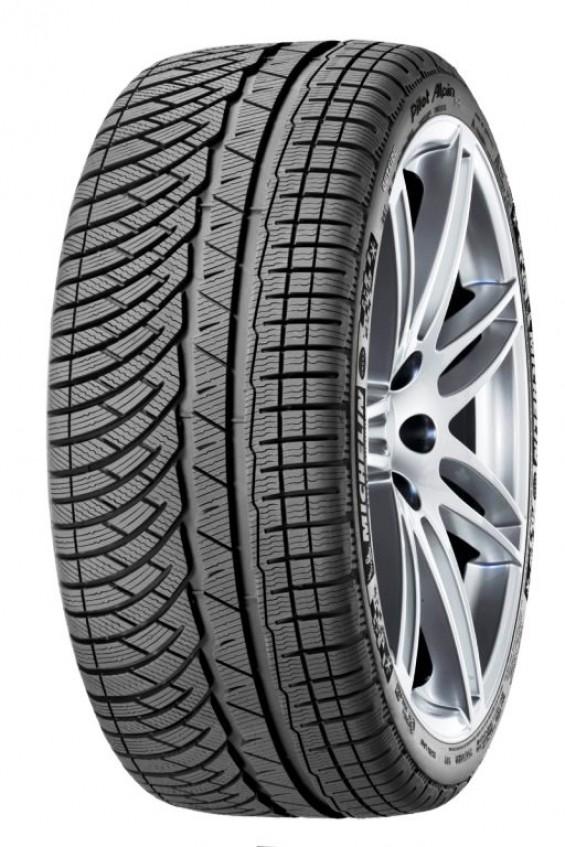 цена на Шины для легковых автомобилей Michelin Шины автомобильные зимние 235/50R 18 101 (825 кг) H (до 210 км/ч)