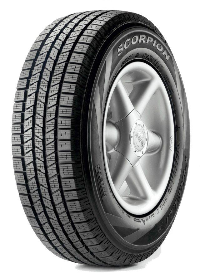 Шины для легковых автомобилей Pirelli Шины автомобильные зимние 285/35R 21 105 (925 кг) V (до 240 км/ч) pirelli scorpion zero asimmetrico 285 45 r21 113w