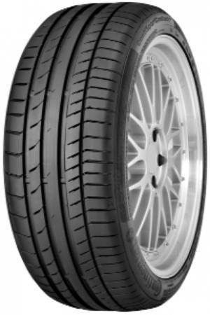 цена на Шины для легковых автомобилей Continental Шины автомобильные летние 245/40R 20 99 (775 кг) Y (до 300 км/ч)