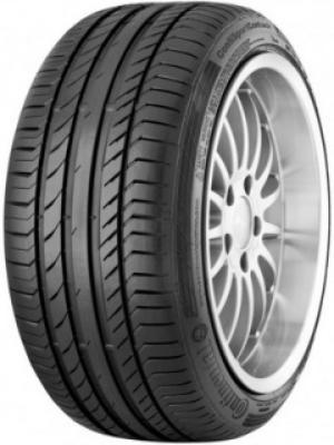 Шины для легковых автомобилей Continental Шины автомобильные летние 235/40R 20 96 (710 кг) Y (до 300 км/ч)606555235/40 R20 Continental ContiSportContact 5P 96Y XL MO